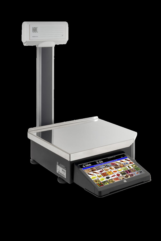 Весы с печатью этикеток ШТРИХ-ПРИНТ ФIII 15-2.5 Д3И7 (v.4.5) (2Гб)